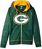 NFL Men's Dring Motion Full Zip Hoodie