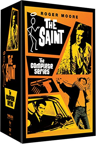 The Saint: The Complete Series by Shout! Factory / Timeless Media