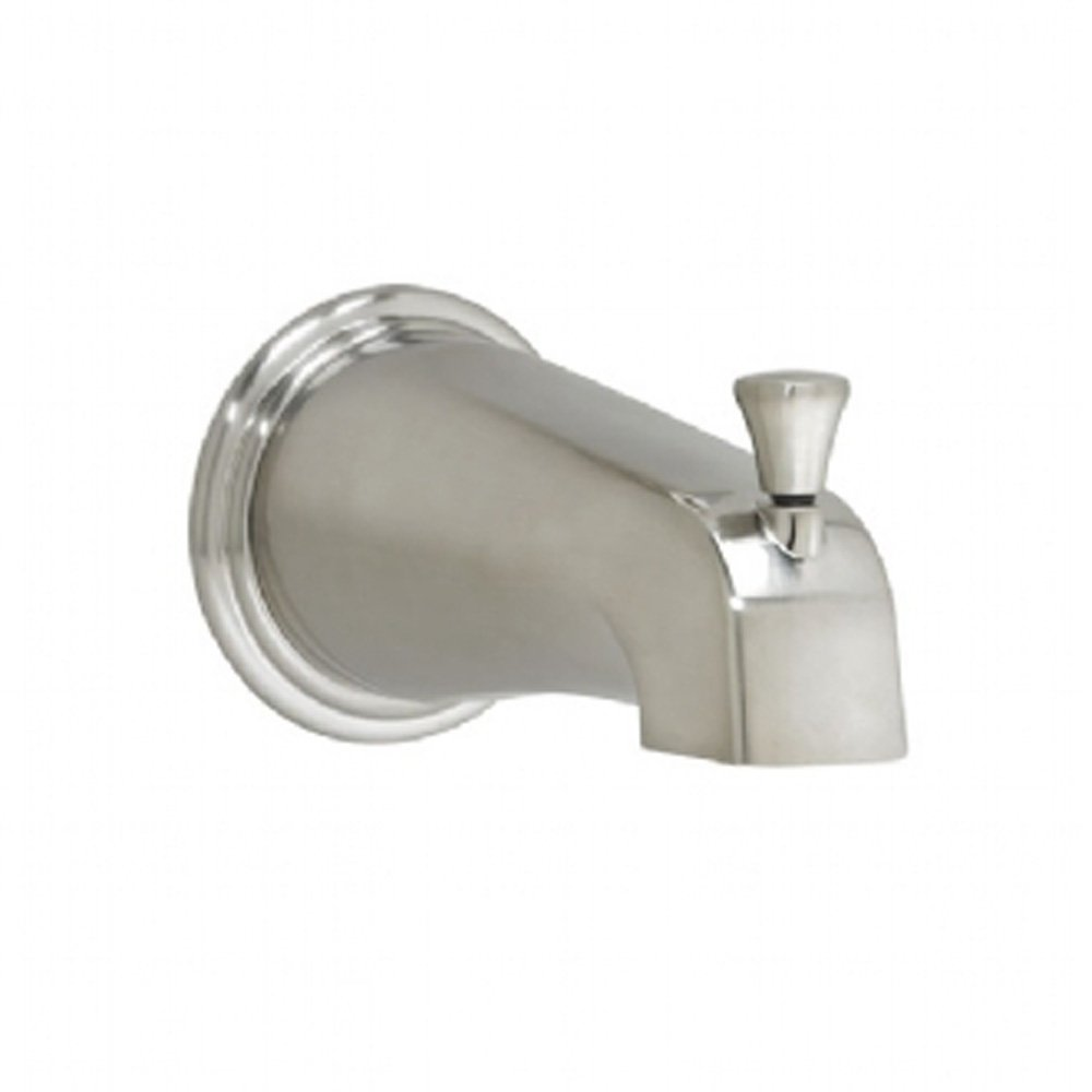 American Standard 8888.730.295 Portsmouth Slip-On Diverter Tub Spout, Satin Nickel