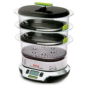 Tefal VS 4003 - Sistema de cocción al vapor [Importado de Alemania]