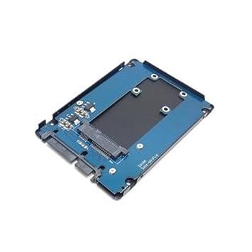 Mini PCI-E mSATA SSD a 2.5