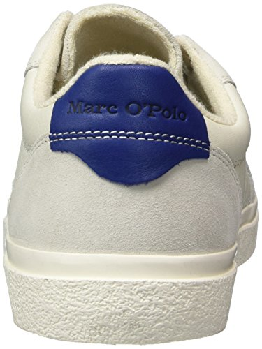 Marc Sneaker 103 white blue Uomo Bianco 80223783504303 O'polo qraBpq