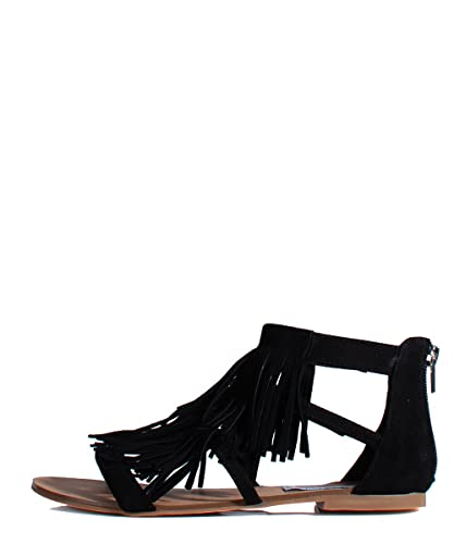 best loved 3cff5 b32e2 Steve Madden Favorit Sandal Black – Schwarze Sandalen mit ...