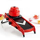 Adjustable Mandoline Slicer - Vegetable Slicer - Food Cutter -...