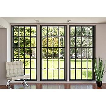 Amazon Com Yeele 5x4ft Modern Villa French Window Backdrop For