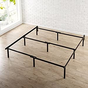 Amazon Com Zinus 12 Inch Compack Bed Frame For Box
