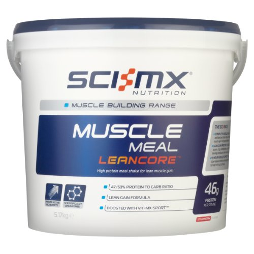 SCI-MX Nutrition Muscle Meal Leancore 5.17 kg Strawberry - High protein...