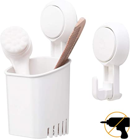 LLQ Porta-Spugna da Cucina Porta spazzolino da Cucina Porta spazzolino da Cucina