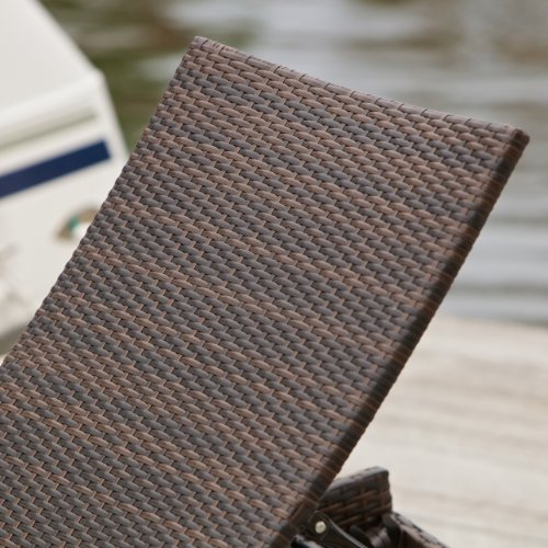 Review Lakeport Outdoor Adjustable Chaise