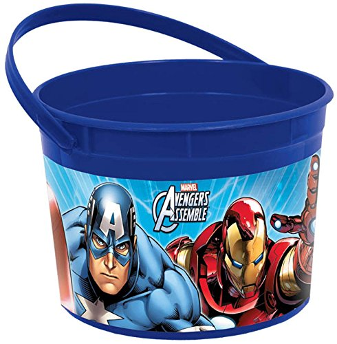 Avengers Favor Pail (Incredible Hulk Costume Ideas)