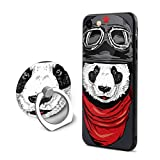 SJDEI5W Happy Adventurer Mobile Phone Ring Stent + iPhone 8 Case/iPhone 7 Case, PC Rubber Case Compatible iPhone 8 2017/ iPhone 7