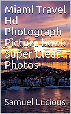 Miami Travel Hd Photograph Picture book Super Clear Photos