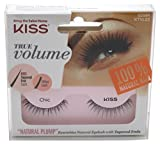 Kiss True Volume Lashes -Chic (3 Pack)
