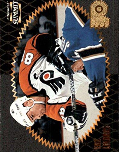 (1996-97 Pinnacle Summit Philadelphia Flyers Team Set 6 Cards Eric Lindros )