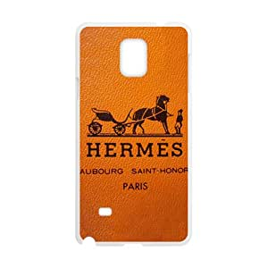Hope-Store Hermes design fashion cell phone case for samsung galaxy note4