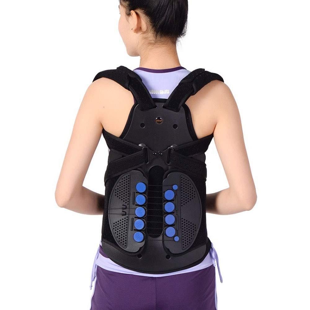 QETU Pulley Type Humpback Posture Correction Belt - Compression Fracture Lumbar Support - Spinal Posture Corrector,S