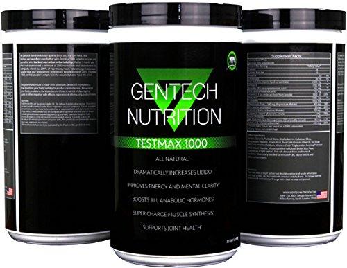Meilleur Booster de testostérone pour les hommes - Gentech Nutrition