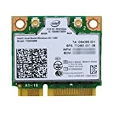 Intel 7260.HMWG.R Dual Band Wireless-AC 7260 Network adapter PCI Express Half Mini Card 802.11 b/a/g/n/ac