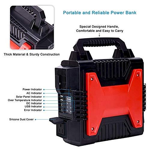 JUNSPOWER 266Wh AC出力300W ポータブル電源