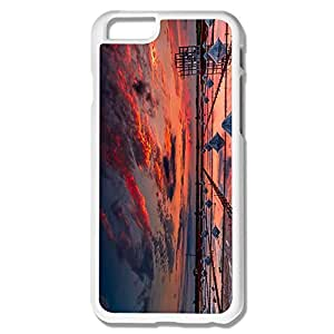 Funny Sunset Pc Cover For IPhone 6