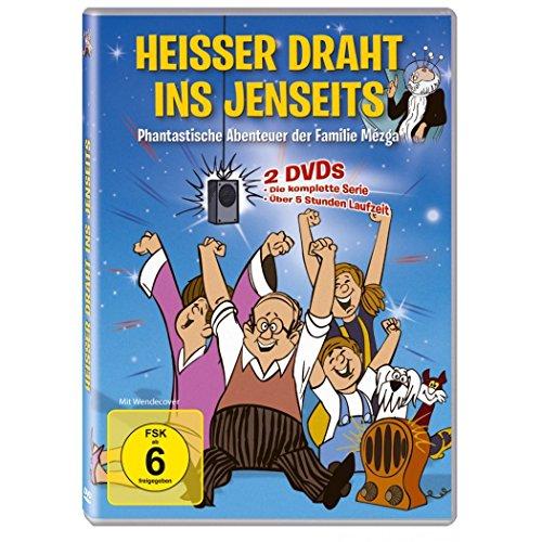 Heisser Draht ins Jenseits 13 Folgen - Original DEFA-Synchronisation ...