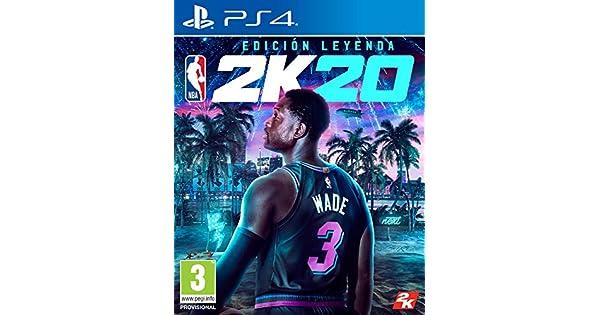 NBA 2K20 ED: Leyenda: Amazon.es: Videojuegos