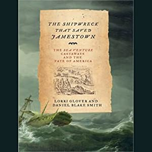 The Shipwreck That Saved Jamestown Audiobook