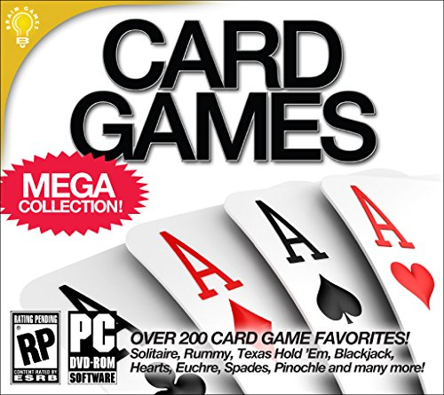 (On Hand Card Games Mega)