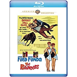 The Rounders [Blu-ray]