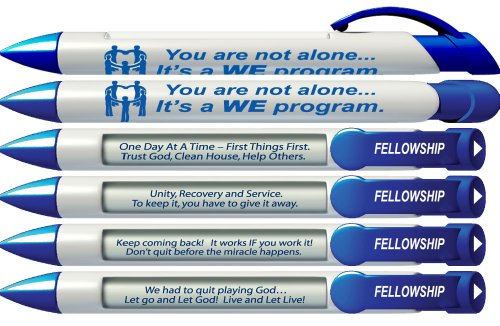 Greeting Pen Fellowship Recovery 36043