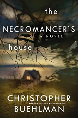 book cover of The Necromancer\'s House