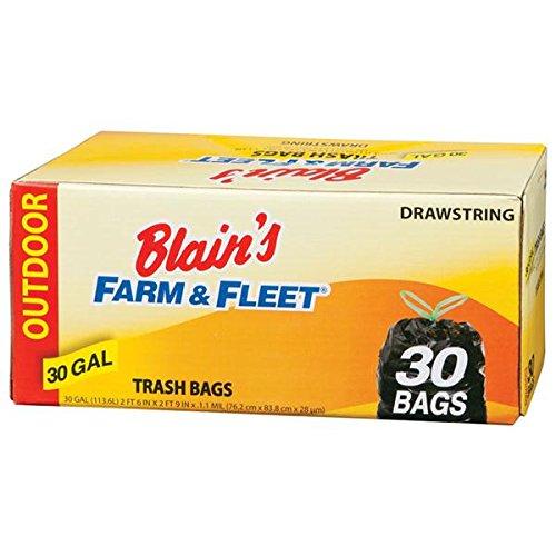 blains-farm-fleet-30-gallon-drawstring-trash-bags-30-count