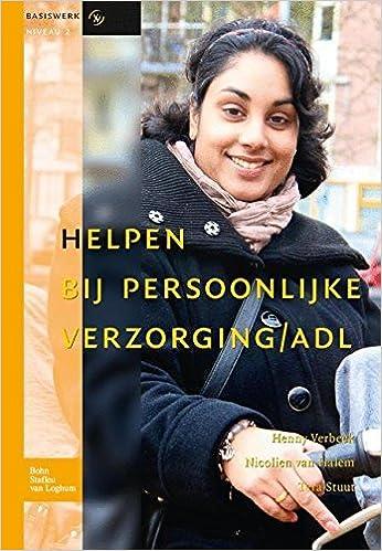 Book Helpen bij persoonlijke verzorging/ADL (Dutch Edition) by van Halem Nicolien Stuut T. Verbeek H. (2011-10-13)
