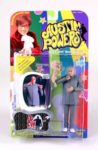 Evil Action Figure Dr Austin Powers