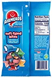 Airheads Soft Filled Bites, Party, Non Melting, 6