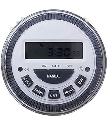 MULTIPURPOSE PROGRAMMABLE DIGITAL TIMER MODULE TM-619-4