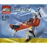 LEGO-Creator-Aircraft-Set-30180-Insaccato