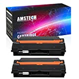 Office Products : Amstech 2 Pack Compatible MLT-D115L MLT D115L MLTD115L 115L MLT-115L Toner Cartridge Replacement for Samsung Xpress M2830dw Toner M2880fw Samsung Xpress M2870fw M2670 SL-M2830dw M2620 M2820dw 2830dw