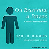 img - for On Becoming a Person: A Therapist's View of Psychotherapy book / textbook / text book