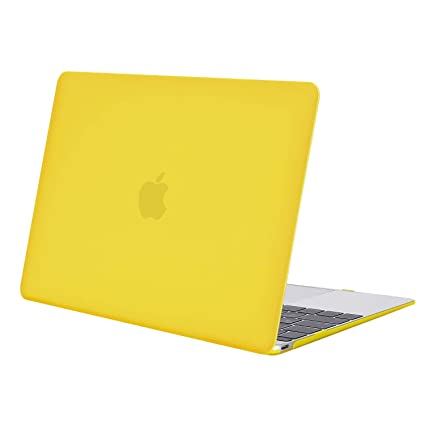 MOSISO Funda Dura Compatible con MacBook 12 Pulgadas Retina ...