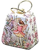 Flower Fairy Miniature Tin Handbag - Columbine Fairy
