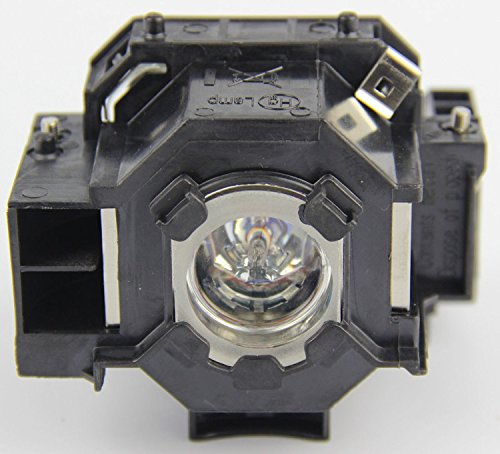 EMP-400 EB-410W EB-410WE EMP-83 EMP-400W EMP-83H EB-400W EMP-280 EMP-400WE Sekond LP42 // V13H010L42 L/ámpara de Repuesto para Epson PowerLite 83 // 83C // 410W // 822 // 822p // 83v