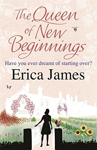 New 2010 Queen - The Queen of New Beginnings by Erica James (19-Aug-2010) Paperback