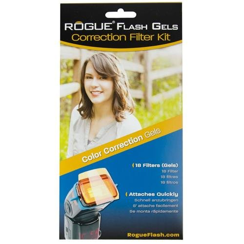 ExpoImaging ExpoDisc 77mm Pro White Balance Filter V2 and Rogue Flash Gels ColorCorrection Kit Bundle by ExpoImaging (Image #4)