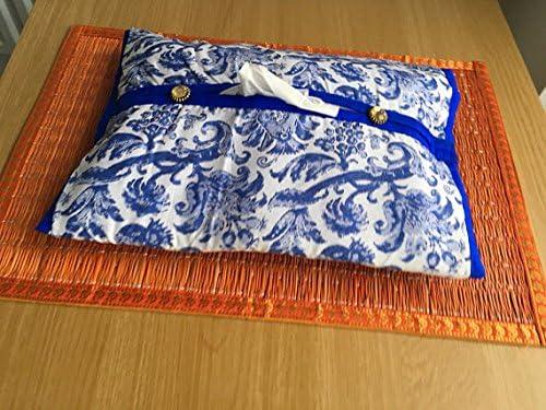 N R Creations Funda para Caja de pañuelos con Caja de pañuelos ...