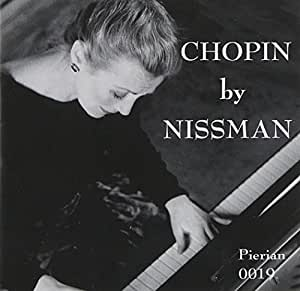 Chopin By Barbara Nissman