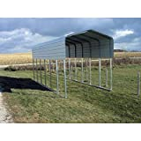 VersaTube 29ft.L x 12ft.W x 12 1/2ft.H RV Storage Shelter