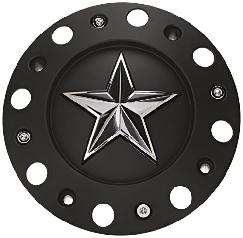 - Wheel Pros 1000775B XD Series Black Center Cap