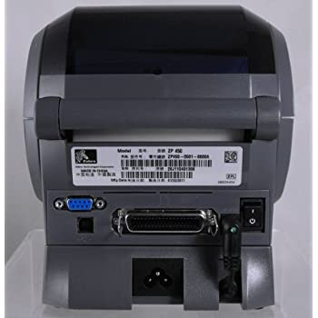 Amazon com : Zebra LP 2844 Direct Thermal Label Printer 2844