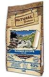 Natural Greatness Salmon Recipe Mini Alimento Seco Completo para Perros - 6000 gr